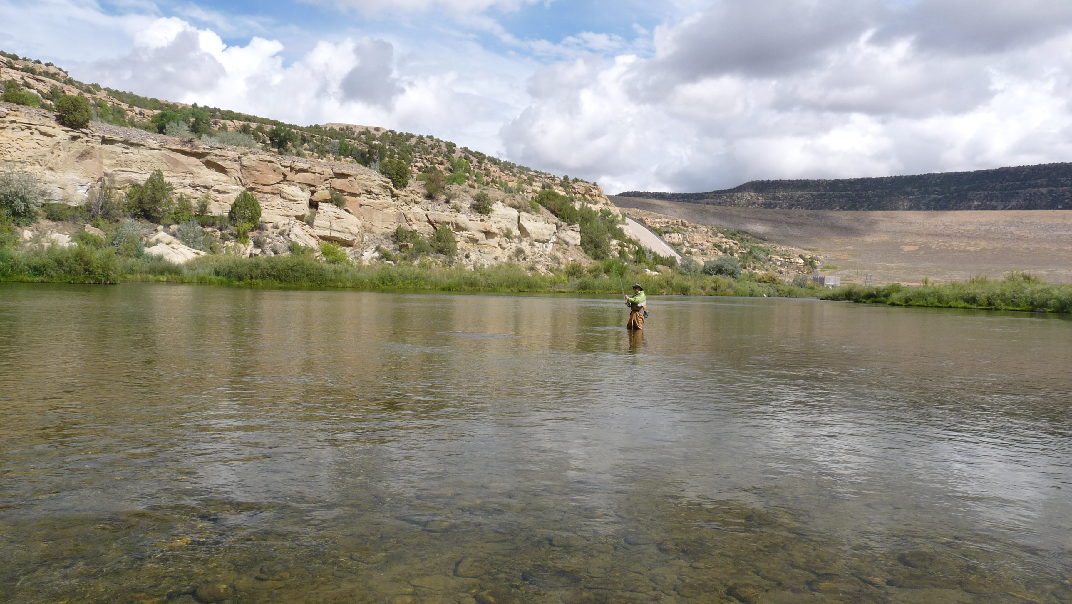 Fly fishing the san juan river with andy kim for San juan fly fishing